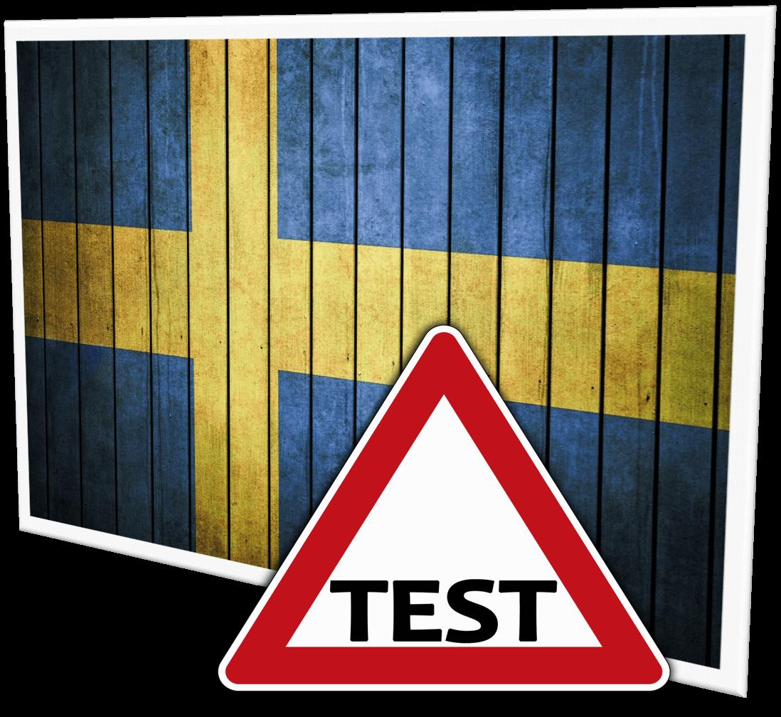schwedischer Plus Test